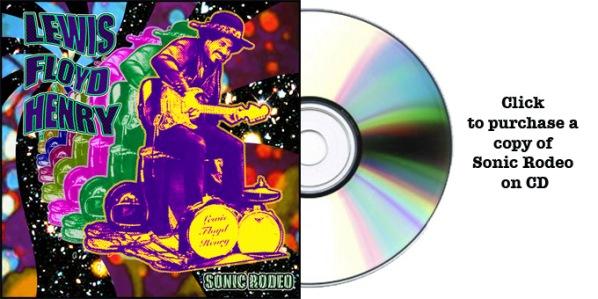sonic rodeo CD